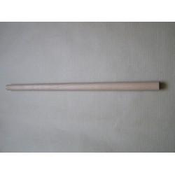 Żerdzie drewniane długość 50 cm, grubość 1,4 cm