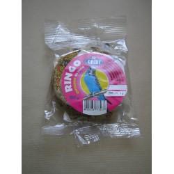 Przysmak owocowy dla papugi falistej, nimfy