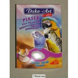 Dako-Art piasek z minerałami 1,5 kg.