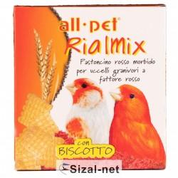 AllPet Rialmix pokarm jajeczny wilgotny czerwony 1kg